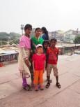 Tour du monde en famille - Inde Old Delhi