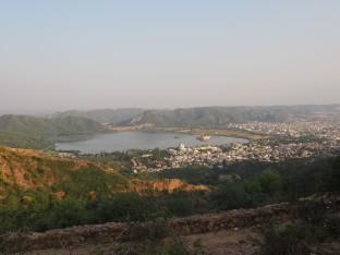 Entrée de la ville et Jal Mahal