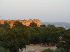 Sunset sur Jaipur