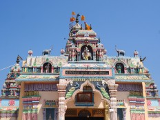 Ganesh destructeur du mur