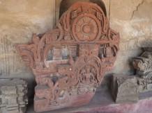 Harsat Mata vestiges du temple du VIiIème siécle