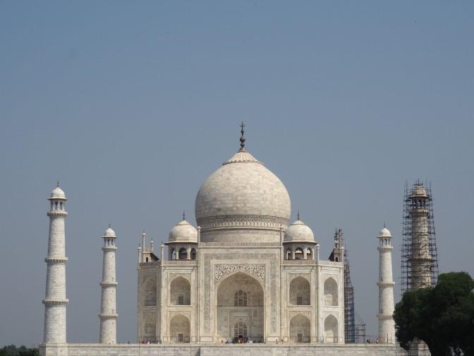 L'Inde, réponse aux CE1B, par Jeanne