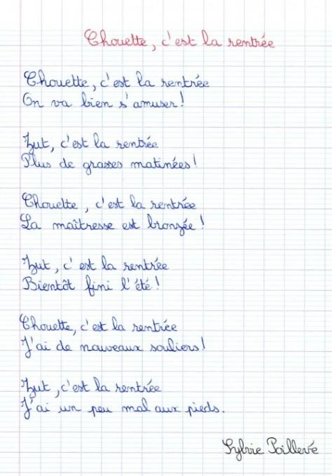 poesie_rentree