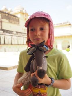 Tour du monde en famille - Inde Jaipur