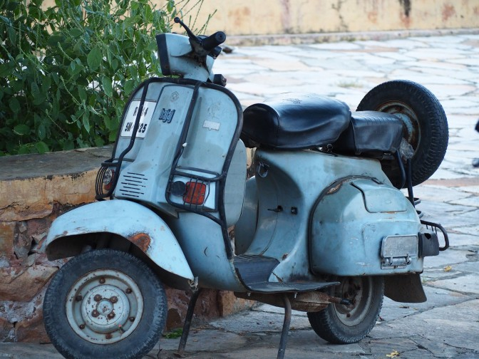 Les moyens de transport en Inde