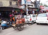 Tour du monde en famille - transport Inde