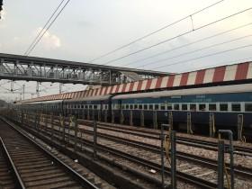 Train Agra Goa