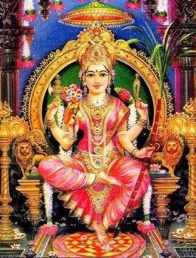 goddess-parvati