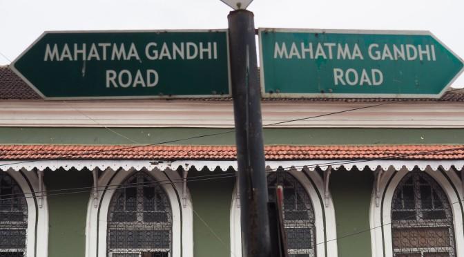 Gandhi Jayanti, fête nationale indienne