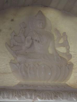 Temple Hindou à Calangute