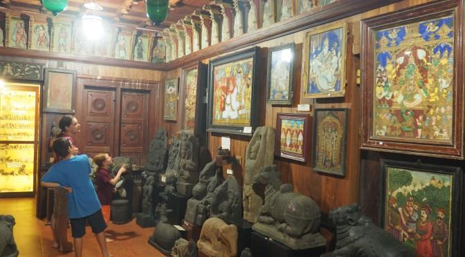 Sacado au musée à Kochi