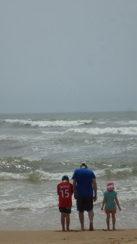 Comment faire impression d'être seul sur les plages de Goa !