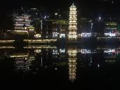 Fenghuang - la pagode