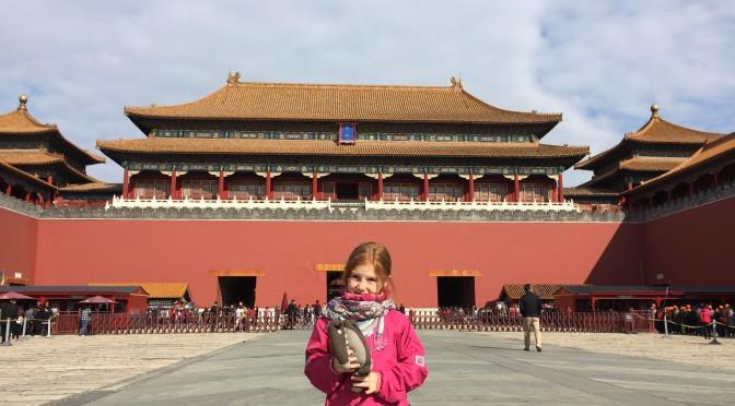 Sacado à la capitale chinoise