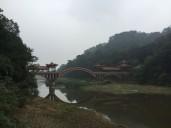 Pont du bouddha géant - Leshan