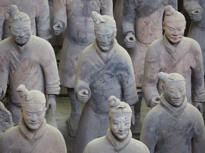Xi'an : Une armée hors normes !