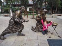 Xi'an - Tour de la Pagode