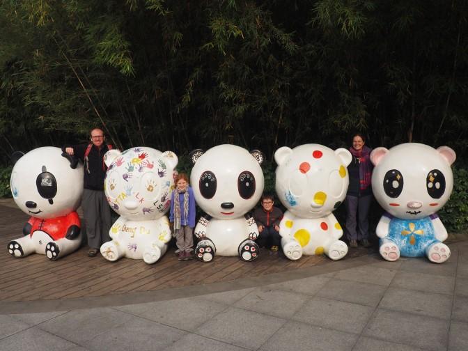 Chengdu et les stars du Sichuan