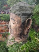 Bouddha géant - Leshan