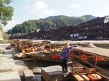 Fenghuang - Bateau (arnaque à touristes !)