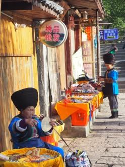 Fenghuang - minorité Miao