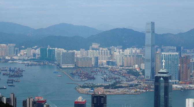 Hong Kong, l'effet Whaouuu !