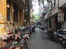 Hanoï - Des scooters partout !
