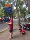 Hanoï - En attendant le bus