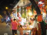 Hanoï - Les 36 rues - Noël