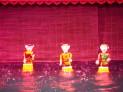 Hanoï - Marionnettes sur l'eau