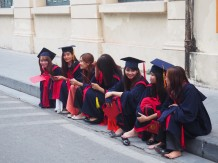 Hanoï - Remise des diplomes