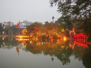 Hanoï - Lac Hoan Kiem