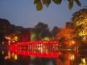 Hanoï - le pont du solien levant