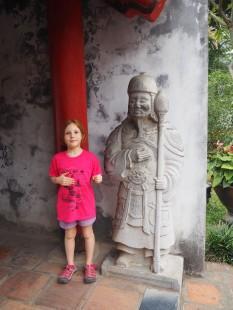 Hanoï - Temple de la littérature