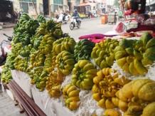 Hanoï - Marché, fruit indéterminé ?