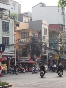 Hanoï - Un problème de fil - Ingénieur indien ?