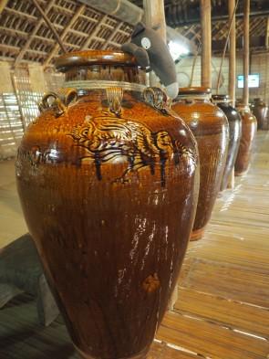 Hanoï - Musée d'ethnologie et Sacado