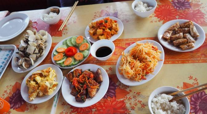 La nourriture au Vietnam réponse à Giovanni, Lenny et Hugo -école de Fleurville par Thomas