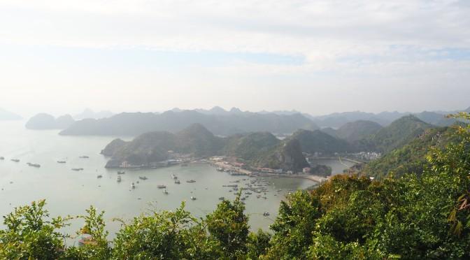 Cat Ba, La baie de Lan Ha : une beauté préservée