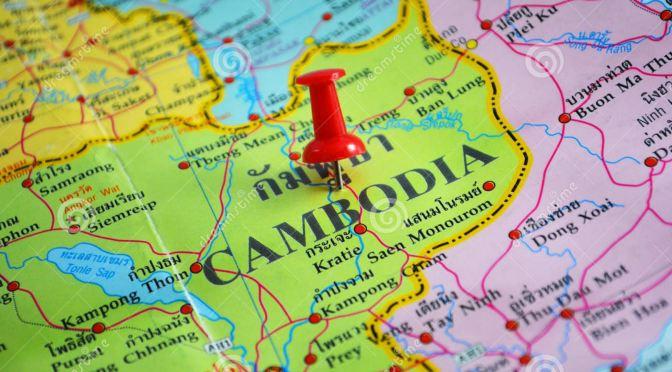 L'histoire du Cambodge par Thomas