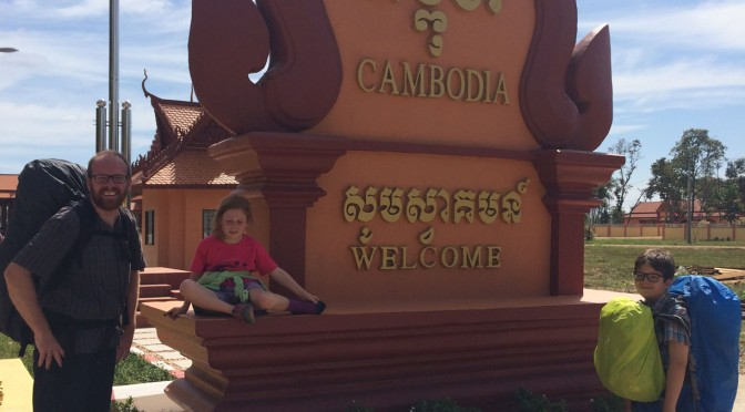 Cambodge : une histoire de frontière terrestre