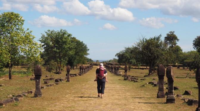 Champassak : Entre époque pré-angkorienne et hôpital de campagne
