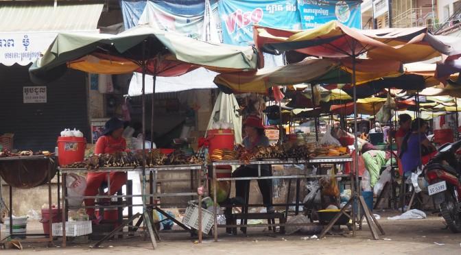 Kratie : première étape cambodgienne