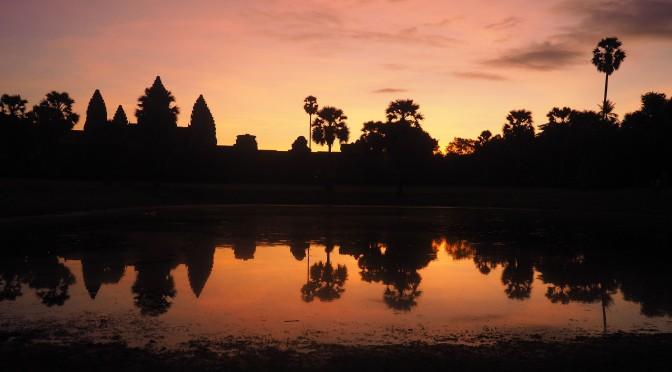 Siem Reap et la magie des temples d'Angkor