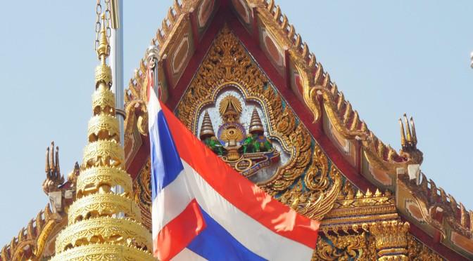 Bangkok, entre métropole et wats