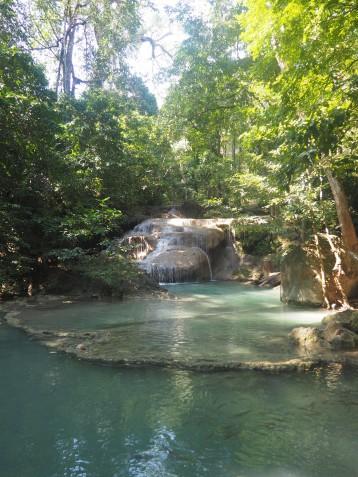 Thaïlande - kanchanaburi - Erawan