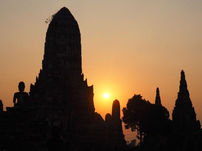 Ayutthaya : ancienne capitale du Siam