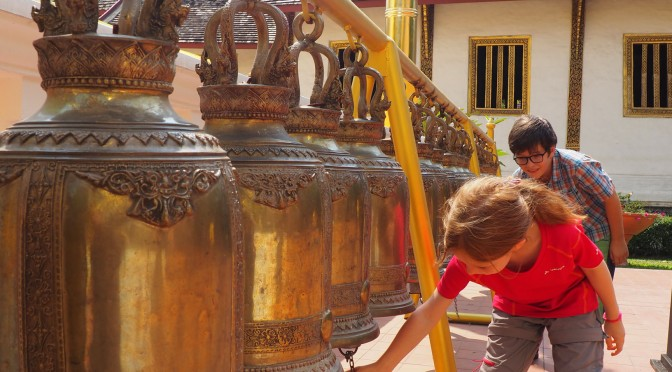 Chiang Mai : étape en Thaïlande du Nord