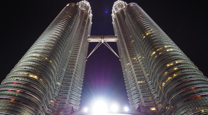 Kuala Lumpur, à l'assaut des tours