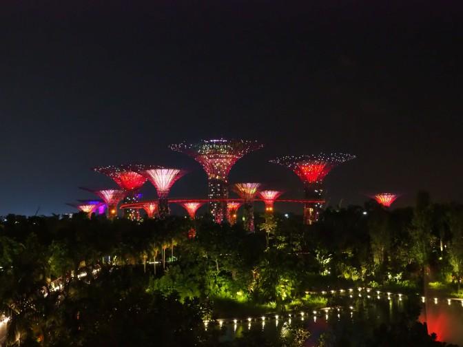Singapour : dernière étape asiatique